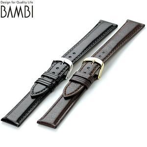 交換用ベルト 腕時計 カーフレザー バンビ 選べるモデル BE011 nanaple