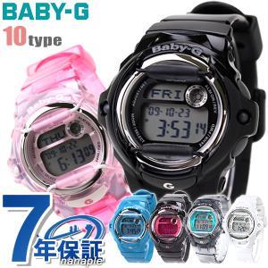 【今ならポイント最大15倍】 Baby-G デジタル レディース 腕時計 BG-169  CASIO カシオ ベビーG 選べるモデル|腕時計のななぷれ