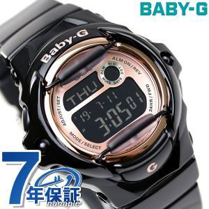 カシオ babyg ピンクゴールドシリーズ デジタル BG-169G-1DR
