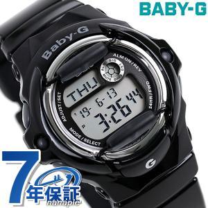 カシオ babyg 腕時計 babyg ベビーG REEF ブラック BG-169R-1DR