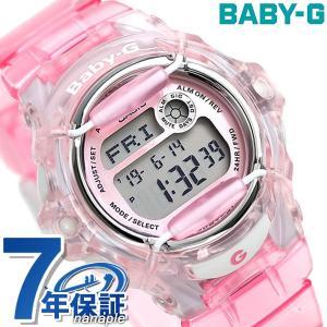 カシオ babyg 腕時計 babyg ベビーG REEF スケルトンピンク BG-169R-4DR