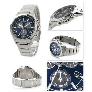 シチズン アテッサ エコドライブ メタルフェイス BL5530-57L 腕時計|nanaple|02