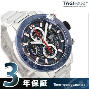 タグホイヤー TAG Heuer カレラ クロノグラフ 43MM 時計 メンズ 新品 CAR201T.BA0766 腕時計...