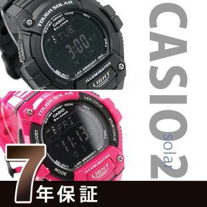 カシオ チプカシ 海外モデル ソーラー デジタル casiosolar2 選べるモデル|nanaple