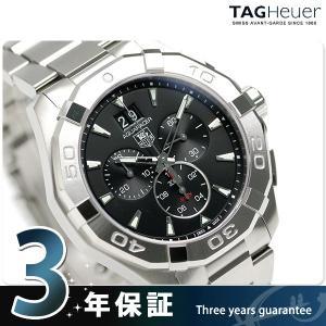 タグホイヤー アクアレーサー 300M クロノグラフ 腕時計...
