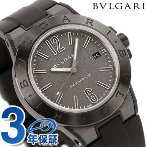 ブルガリ BVLGARI ディアゴノ マグネシウム 41MM...