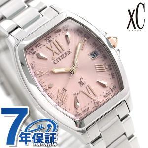 シチズン クロスシー ハッピーフライト トノーモデル 北川景子 EC1100-56W 腕時計