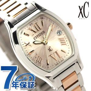 シチズン クロスシー ティタニアライン 電波ソーラー ES8154-55W 腕時計|nanaple