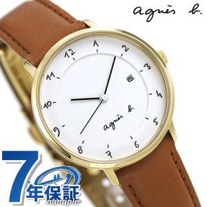 アニエスベー マルチェロ 日本製 レディース 腕時計 FBS...