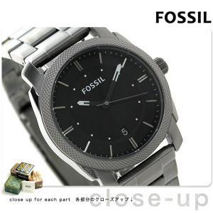 9日からエントリーで最大25倍 フォッシル マシーン メンズ 腕時計 FS4774