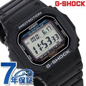 G-SHOCK Gショック ジーショック g-shock gショック ORIGIN ソーラー 腕時計 5600 G-5600E-1DR ブラック|nanaple