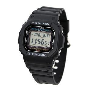 G-SHOCK Gショック ジーショック g-shock gショック ORIGIN ソーラー 腕時計 5600 G-5600E-1DR ブラック|nanaple|02