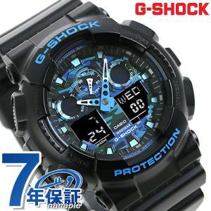 25日はエントリーで最大20倍 G-SHOCK Gショック メンズ 腕時計 GA-100CB-1ADR カシオ ジーショック G-ショック g-shock|nanaple