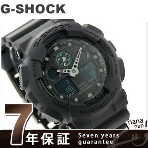 G-SHOCK ミリタリーブラック・シリーズ 腕時計 GA-...