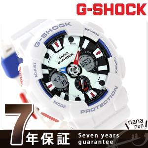 【あすつく】G-SHOCK クオーツ メンズ 腕時計 GA-120TR-7ADR Gショック