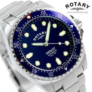 【24日は10%割引クーポンにポイント最大27倍】 ロータリー ROTARY 腕時計 自動巻き メン...