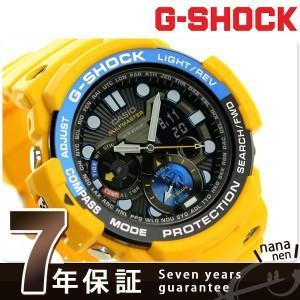 G-SHOCK ガルフマスター ツイン センサー メンズ 腕時計 GN-1000-9ADR Gショック