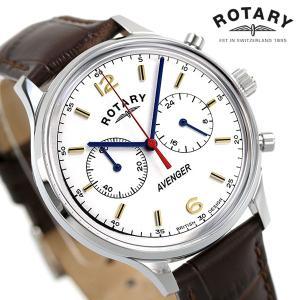 ロータリー ROTARY 時計 GS05203/70 アベンジャー クロノグラフ クオーツ 腕時計 ...