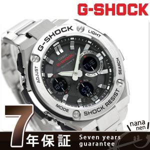 G-SHOCK Gスチール 電波ソーラー 腕時計 GST-W...