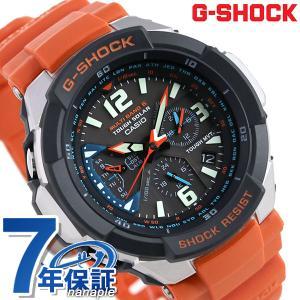 Gショック スカイコックピット 電波ソーラー 腕時計 GW-3000M-4AER G-SHOCK SKY COCKPIT