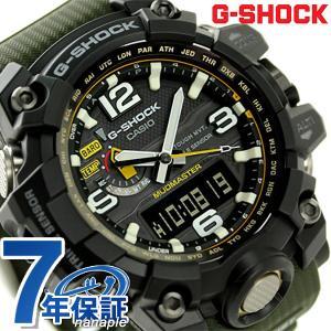 G-SHOCK マッドマスター 電波ソーラー メンズ 腕時計 GWG-1000-1A3ER Gショッ...