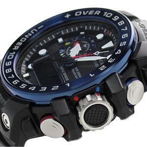 20日なら!さらにポイント+7倍 G-SHOCK ガルフマスター 電波ソーラー 腕時計 GWN-1000B-1BER カシオ nanaple 03