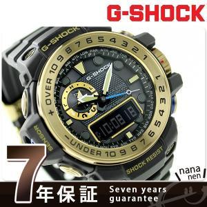 G-SHOCK ガルフマスター マスターオブG メンズ 腕時計 GWN-1000GB-1ADR Gショック