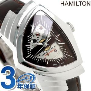 本日さらに+4倍でポイント最大21倍! HAMILTON ハミルトン ベンチュラ 自動巻き H24515591 腕時計|nanaple