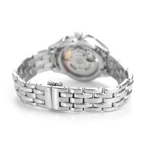 ハミルトン 時計 ジャズマスター 自動巻き 腕時計 オープンハート レディース H32115192 ホワイトシェル HAMILTON|nanaple|05