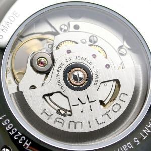21日なら+7倍で最大19倍! ハミルトン 腕時計 メンズ ジャズマスター オープンハート 40mm 自動巻き H32565521 HAMILTON 革ベルト nanaple 06