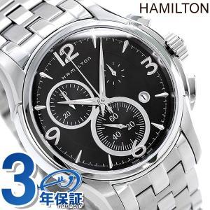 HAMILTON ハミルトン ジャズマスター クロノグラフ 腕時計 H32612135|nanaple