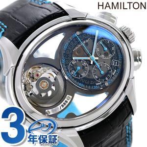 7年保証キャンペーン ハミルトン ジャズマスター フェイス2フェイス 限定モデル H32856705...