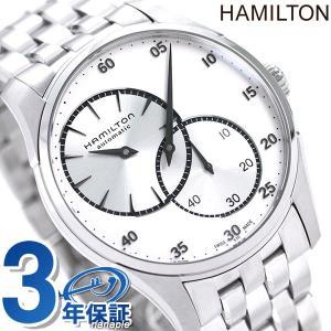 ハミルトン ジャズマスター レギュレーター 自動巻き H42615153 腕時計|nanaple