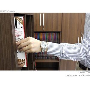 ハミルトン ジャズマスター レギュレーター 自動巻き H42615153 腕時計|nanaple|03
