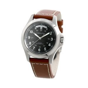 ハミルトン 自動巻き カーキ キング メンズ 腕時計 H64455533|nanaple|02