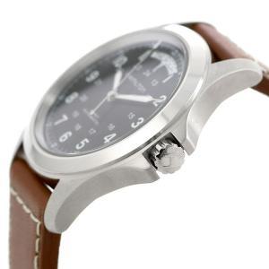 ハミルトン 自動巻き カーキ キング メンズ 腕時計 H64455533|nanaple|03