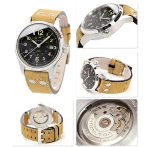 HAMILTON ハミルトン カーキ フィールド メンズ 腕時計 H70595593|nanaple|02