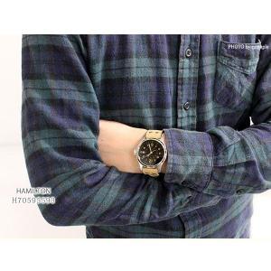 HAMILTON ハミルトン カーキ フィールド メンズ 腕時計 H70595593|nanaple|04