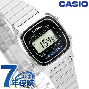 チープカシオ デジタル LA670 レディース 腕時計 LA670WA-1DF カシオ チプカシ シ...