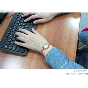 エンジェルハート ラブソーラー ソーラー レディース LSS24PGM 腕時計|nanaple|03