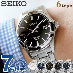 セイコー メカニカル ネット流通限定モデル メンズ 腕時計 メタルベルト SEIKO SZSB011 SZSB012 SZSB013 SZSB014 SZSB015 SZSB016|腕時計のななぷれ