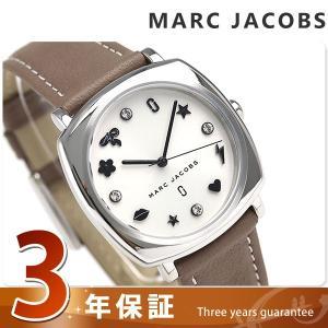 マークジェイコブス マンディ 34mm クオーツ レディース MJ1563 腕時計 nanaple