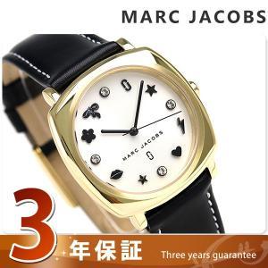 マークジェイコブス マンディ 34mm クオーツ レディース MJ1564 腕時計 nanaple