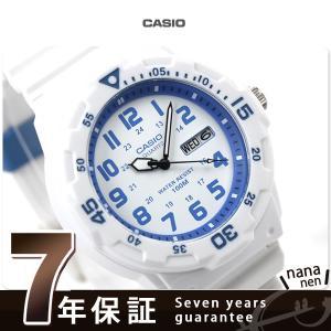 カシオ チプカシ スタンダード 海外モデル MRW-200HC-7B2DF 腕時計