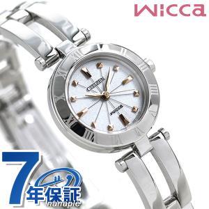 ウィッカ wicca ソーラー レディース 腕時計 ウィッカ...