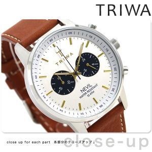 ポイント最大15倍 TRIWA トリワ 時計 スウェーデン 北欧 クロノグラフ 42mm ユニセック...