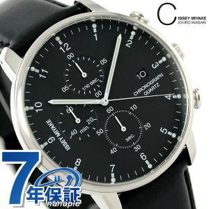 イッセイ ミヤケ シィ クオーツ クロノグラフ 腕時計 NYAD003|nanaple