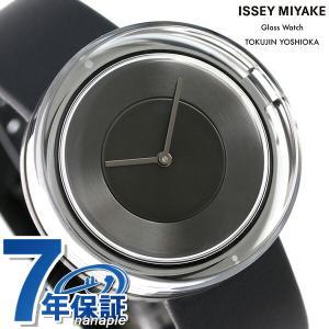 イッセイミヤケ ガラスウォッチ 日本製 腕時計 NYAH002|nanaple