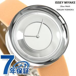 イッセイミヤケ ガラスウォッチ 日本製 腕時計 NYAH003|nanaple