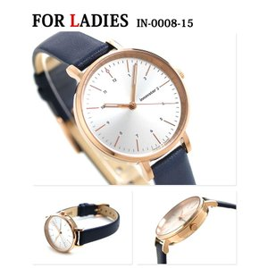 刻印 名入れ ペアウォッチ イノベーター ブルー シンプル 北欧デザイン Innovator 腕時計|nanaple|03